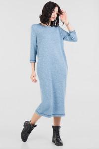 Сукня «Енджі» сіро-блакитного кольору