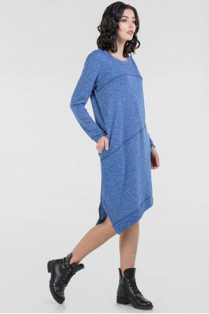 Сукня «Клінт» кольору електрик