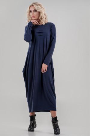 Платье «Англесс» синего цвета