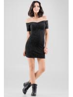 Платье «Корди» черного цвета