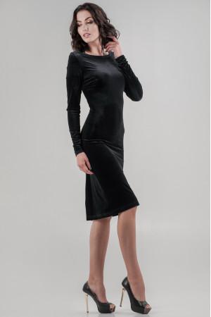 Сукня «Зуя» чорного кольору