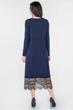 Сукня «Флорида» синього кольору