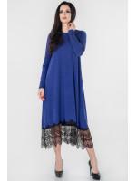 Сукня «Флорида» кольору електрик