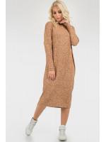 Сукня «Ліра» кольору гірчиці
