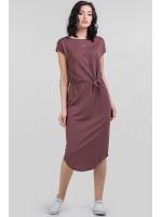 Сукня «Гайя» кольору какао