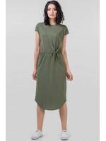 Сукня «Гайя» кольору хакі