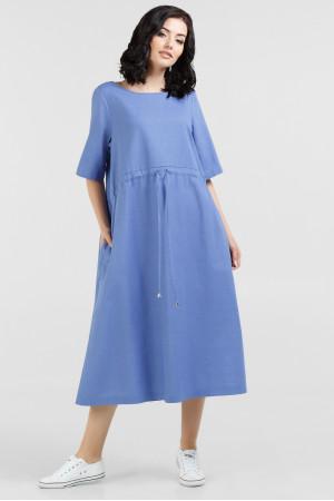 Сукня «Римма» блакитного кольору