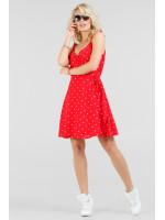Платье «Зарта» красного цвета