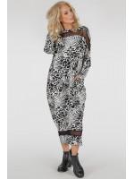 Сукня «Бігольд» звіриний принт