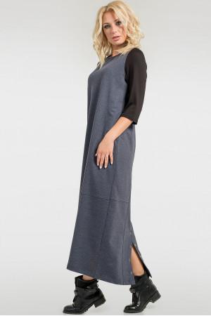 Сукня «Муран» кольору джинс
