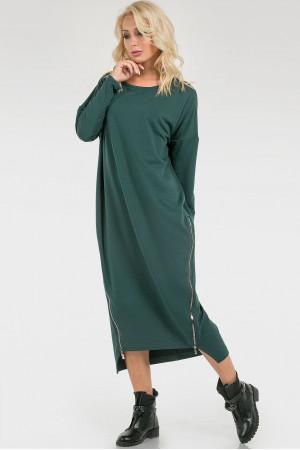 Сукня «Морган» темно-зеленого кольору