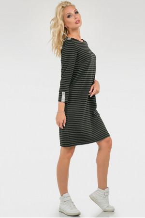 Платье «Бонни» в полоску