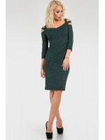 Сукня «Весте» темно-зеленого кольору
