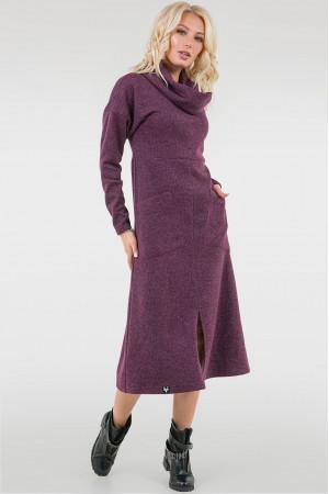 Сукня «Актель» фіолетового кольору
