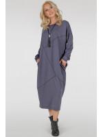 Сукня «Діша-фірт» кольору джинс