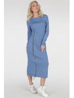 Сукня «Астрід-весна» кольору джинс