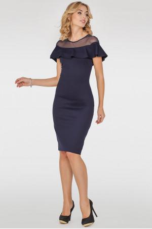 Сукня «Діжона» темно-синього кольору
