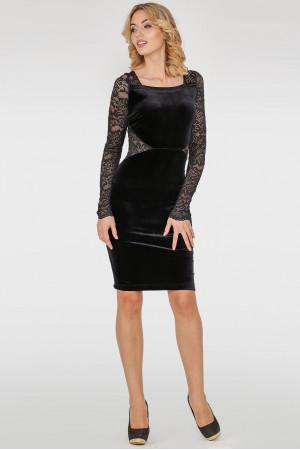 Сукня «Кейлі» чорного кольору