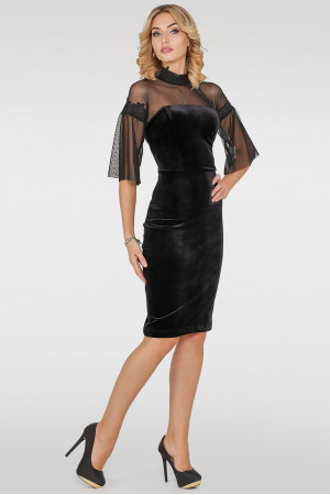 Сукня «Міссі» чорного кольору