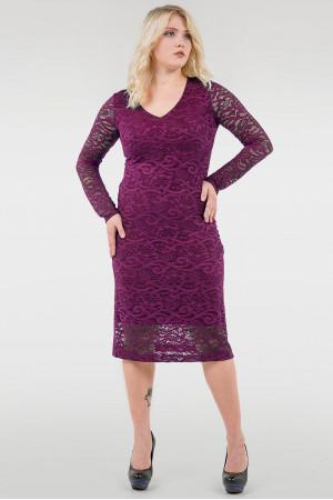 Сукня «Стелла» фіолетового кольору