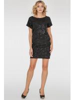 Сукня «Бретонь» чорного кольору