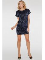 Сукня «Шанталь» синього кольору