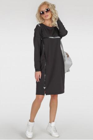 Сукня «Марон-плюс» чорного кольору