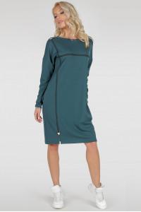 Сукня «Марон» кольору морської хвилі