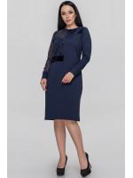 Сукня «Агора» синього кольору