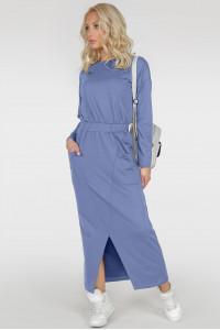Сукня «Ольвія» блакитного кольору