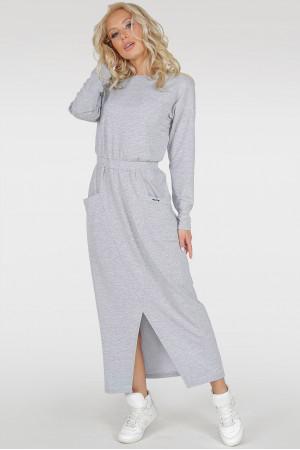 Сукня «Ольвія» світло-сірого кольору