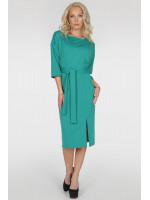 Сукня «Савоярді» зеленого кольору