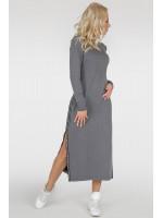 Сукня «Віліма» темно-сірого кольору