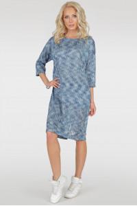 Сукня «Лойд» блакитного кольору