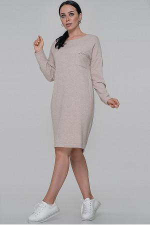 Сукня «Вілія» бежевого кольору