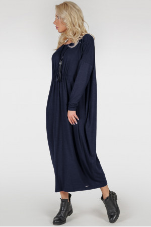 Платье «Авалон» синего цвета