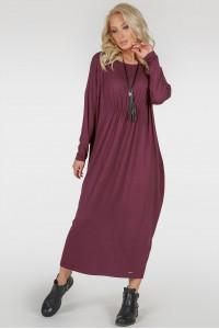 Сукня «Авалон» бордового кольору