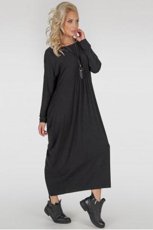 Сукня «Авалон» темно-сірого кольору
