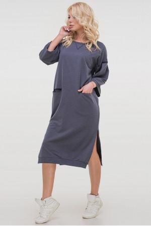 Сукня «Ніккі» кольору джинс