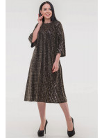Платье «Фейтс» золотистого цвета