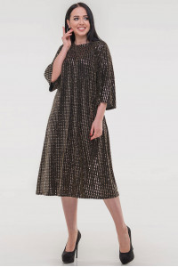 Сукня «Фейтс» золотавого кольору