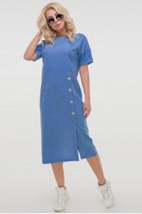Сукня «Пенні» блакитного кольору