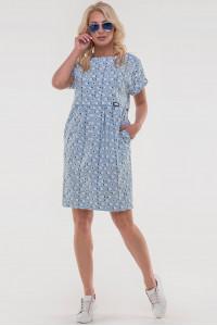 Сукня «Харбін» блакитного кольору