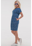 Сукня «Синай» кольору джинс