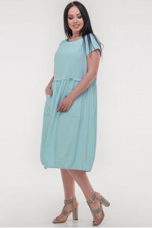 Платье «Атрис» цвета мяты