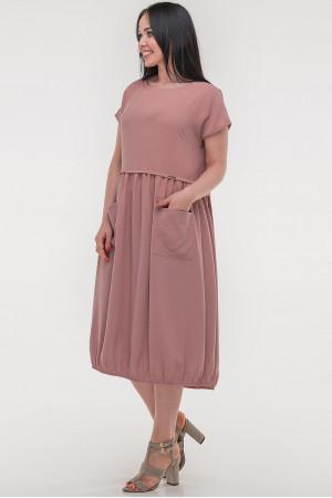 Сукня «Атріс» темно-рожевого кольору