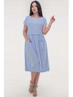 Сукня «Атріс» блакитного кольору