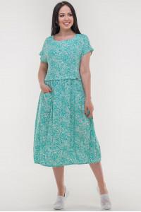 Сукня «Лівіка» м'ятного кольору