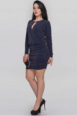 Сукня «Тейна» синього кольору