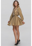 Сукня «Меркурі» золотавого кольору
